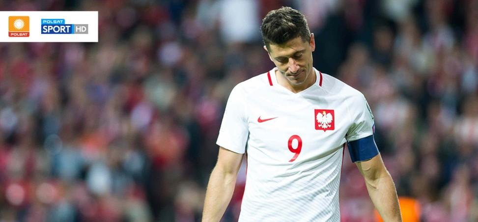 Ponad 6,6 miliona widzów obejrzało mecz Dania - Polska w Polsacie i Polsacie Sport