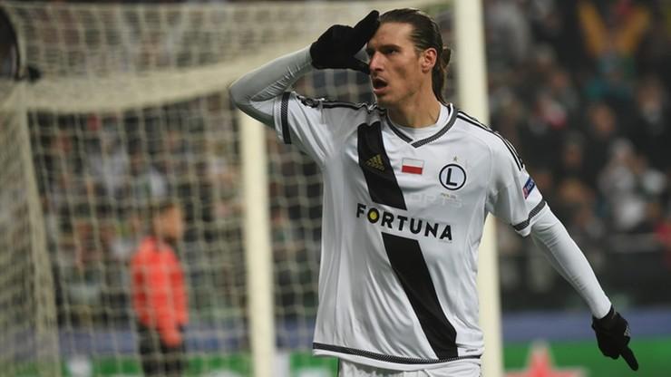 Prijović bliski odejścia z PAOK! Legia zarobi?