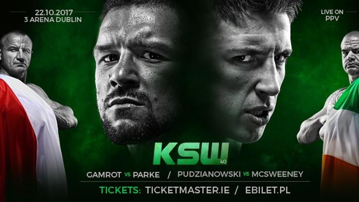 KSW 40: Oficjalna ceremonia ważenia w sobotę o 15:00
