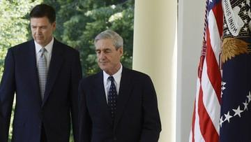 23-05-2017 19:34 Były szef FBI zatwierdzony jako specjalny prokurator w śledztwie ws. ingerencji Rosjan w wybory prezydenckie w USA