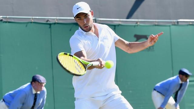 Jerzy Janowicz wyeliminowany z Wimbledonu