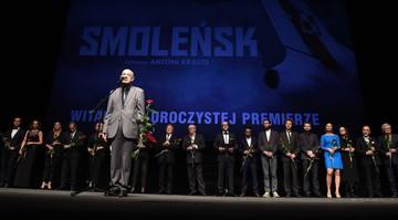 """06-09-2016 05:27 Krauze na premierze """"Smoleńska"""": To nie jest polityka - to niechęć do kłamstwa"""