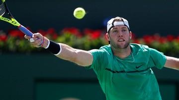 2017-03-18 ATP w Indian Wells: Sock wyeliminował w ćwierćfinale Nishikoriego