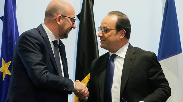 Hollande: Francja zażąda ekstradycji Salaha Abdeslama