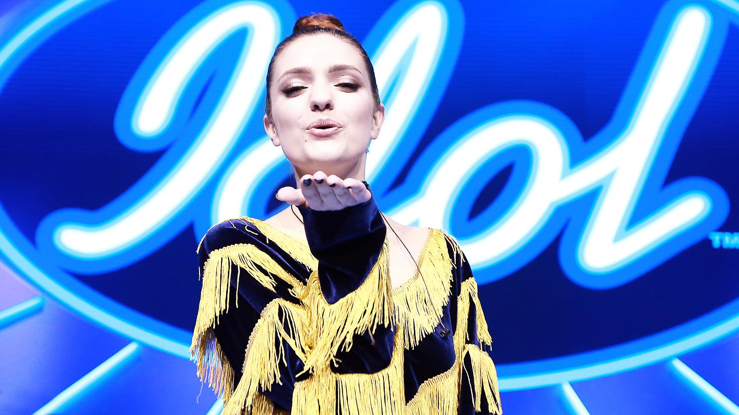 """2017-04-26 W """"Idolu"""" disco i dance. Odpadła pierwsza finalistka"""