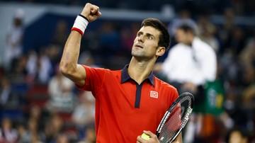 2015-10-16 ATP w Szanghaju: Djokovic i Murray w półfinale
