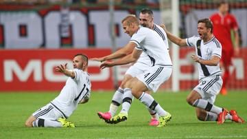 2015-09-17 FC Midtjylland - Legia Warszawa 1:0. Kłopoty już na początek