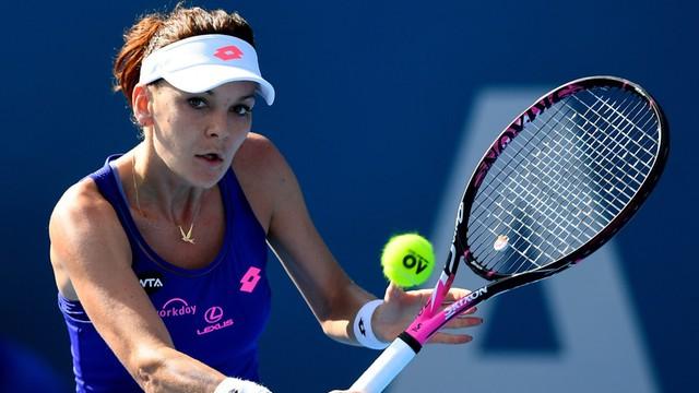 Turniej WTA w Sydney: finałowa porażka Radwańskiej
