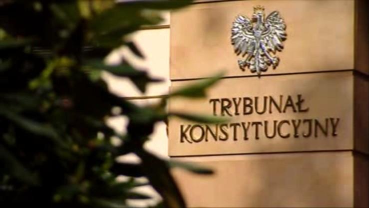Prezes Sądu Najwyższego zaskarżyła do TK ustawy o Trybunale