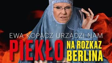 """20-10-2015 13:04 Kopacz pozwała """"wSieci"""" za okładkę"""
