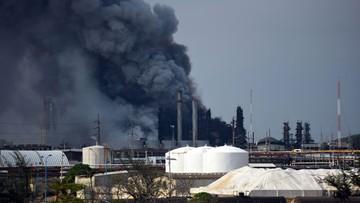 22-04-2016 07:21 Meksyk: 24 osoby zabite w wybuchu w zakładach petrochemicznych