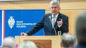 29-04-2017 16:44 Karczewski: chcemy zwiększyć wsparcie finansowe dla Polonii