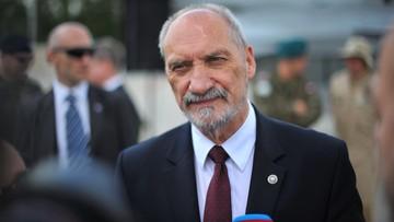 04-07-2016 16:38 We wtorek w Sejmie wniosek o wotum nieufności wobec szefa MON