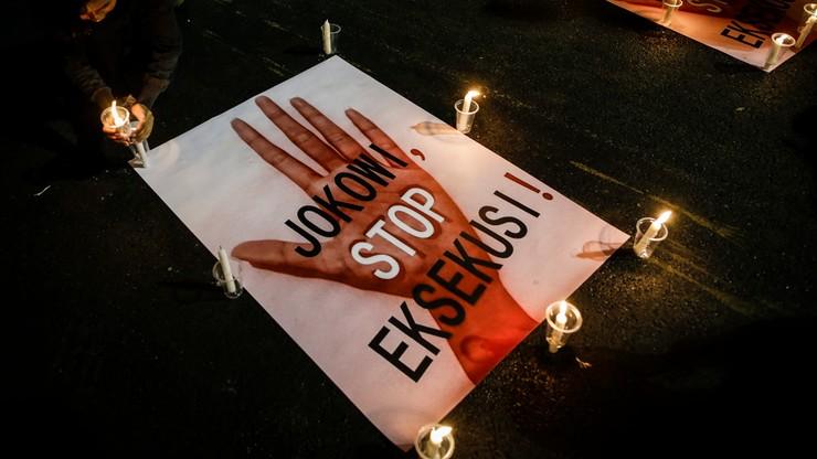Indonezja: stracono czterech spośród czternastu handlarzy narkotyków