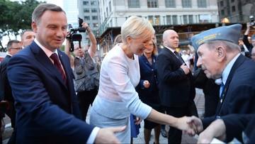 21-09-2016 16:41 TNS: coraz więcej Polaków dobrze ocenia pracę prezydenta