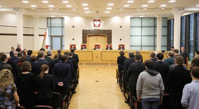 Sasin: Będzie kolejna nowelizacja ustawy o TK