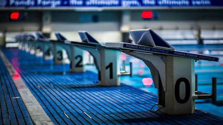 Były mistrz Polski w pływaniu zdyskwalifikowany na cztery lata za doping