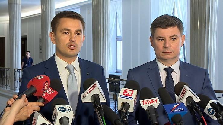 """PO: działania Kancelarii Prezydenta ws. uchwały SN - """"skandaliczne"""""""