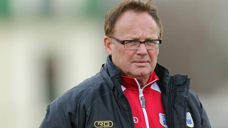 1 liga: Stomil Olsztyn rozwiązał umowę z trenerem Jabłońskim