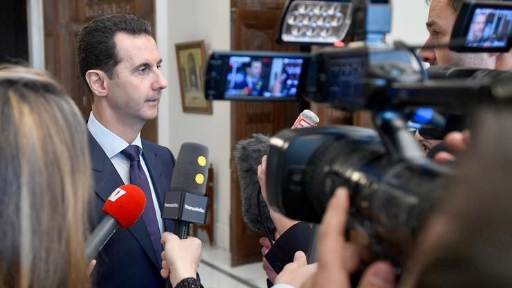 Reuters: ONZ i OPCW oskarżają Asada o użycie broni chemicznej