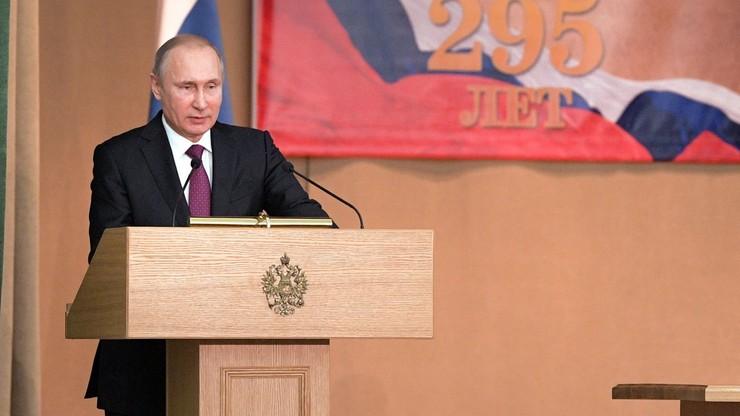Rosja uważa sprzęt pancerny USA w Polsce za zagrożenie