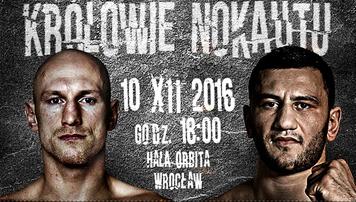 2016-12-08 Gala we Wrocławiu: Dąbrowski poznał rywala