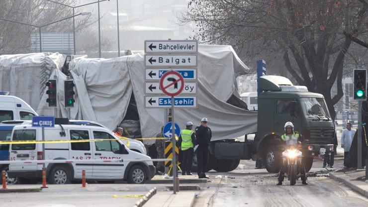 Turcja grozi Rosji po zamachu terrorystycznym w Ankarze