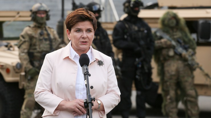 Pierwszy stopień alarmowy w Warszawie. Przed szczytem NATO