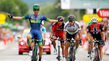 2016-07-12 Tour de France: Matthews wygrał etap, Froome nadal liderem