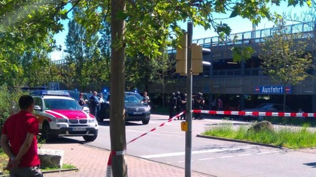 Niemcy: strzelanina w kinie, napastnik nie żyje