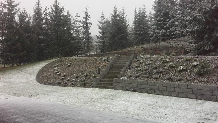 2017-04-16 Białe święta w Gołdapi