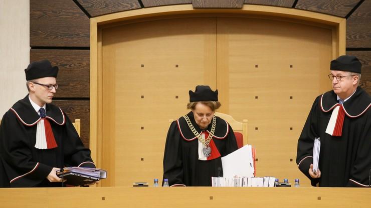Ustawa o TK przed Trybunałem. Każda ze stron obstaje przy swoim zdaniu