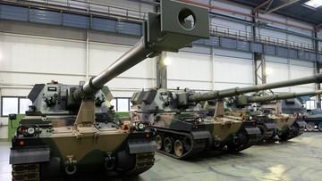 Wojsko ma nowe armatohaubice. Szef MON: to początek kontraktu na ponad 4 mld zł