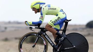 2015-09-11 Vuelta a Espana: Majka w czwartej dziesiątce. Liderem wciąż Holender