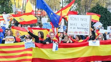 08-11-2017 15:04 Trybunał unieważnił deklarację niepodległości Katalonii