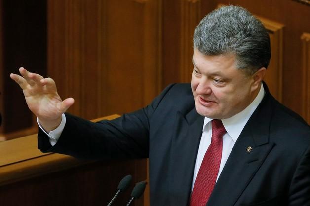 Poroszenko nadał obywatelstwo zagranicznym kandydatom na ministrów