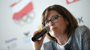 2016-12-20 Koszewska szefową polskiej misji na igrzyska w PyeongChang