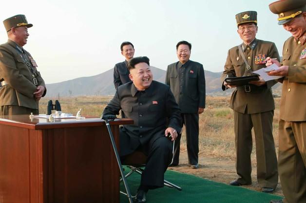 Korea Płn. znowu straszy - zbudowała łódź podwodną przenoszącą pociski balistyczne