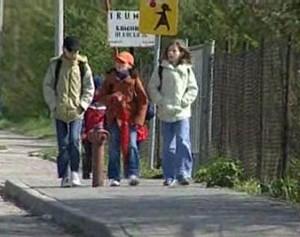 Wolontariat w biednych szkołach
