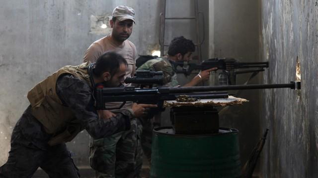 Syria: Ar-Rakka wyzwolona z rąk dżihadystów