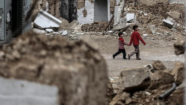 ONZ: w Syrii od początku miesiąca 120 tys. uchodźców wewnętrznych