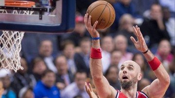 2015-12-03 NBA: Double-double Gortata. Porażka Wizards z LA Lakers