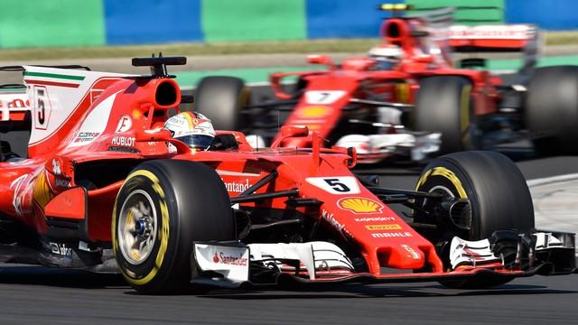 Formuła 1 - podwójny sukces Ferrari na Węgrzech