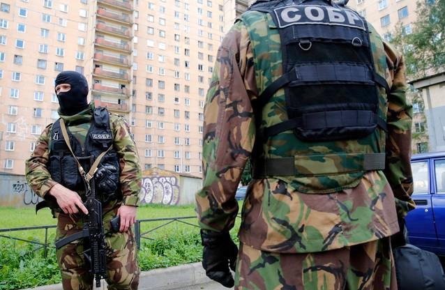 Operacja przeciwko organizacji islamistycznej w Petersburgu