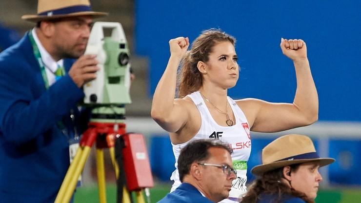 Andrejczyk dwa centymetry od medalu w finale oszczepniczek!