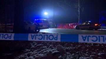 04-12-2016 22:48 Wypadek w Wołominie.  Trzy osoby nie żyją, w tym dziecko