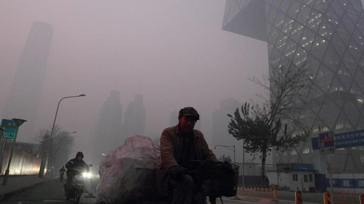 Pekin przygotowuje się na falę ozonowego smogu
