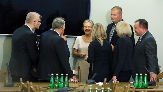 Sejm wybrał członków komisji ds. Amber Gold
