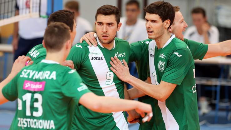 Plusliga: Pierwsze zwycięstwo AZS Częstochowa!