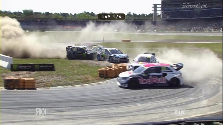 MŚ w Rallycrossie: Niesamowity finał na Hockenheim!